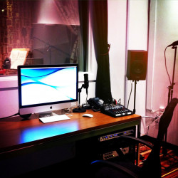 voice over studio photo 1