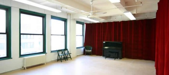 rehearsal space manhattan 520 8th ave 16o 3