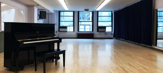 rehearsal space manhattan 520 8th ave 17d