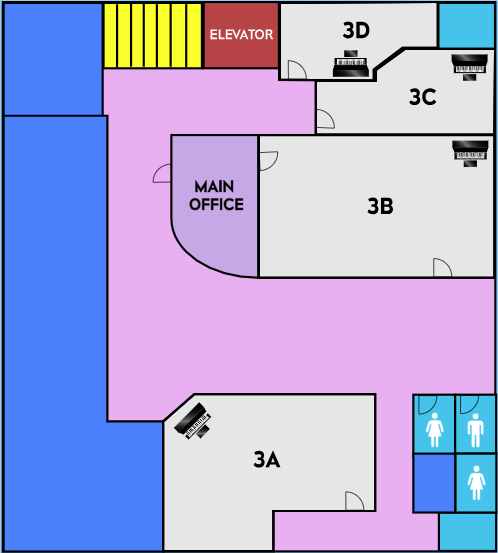 Floor scheme