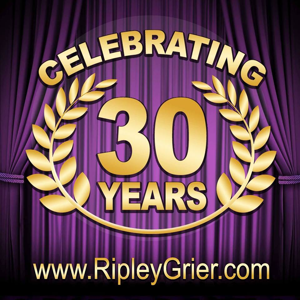 ripley grier 30years
